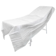 160 Disposable MUD THERAPY TOWELS, SHEETS Double layer, cm 175x210, g 30