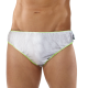 10 Eco-Friendly Disposable Man's UNDERWEAR in Bamboo Fiber, Comfortable and Practical