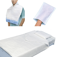 SHEET, PILLOW, BIB, KNOB KIT TEST FOR HOSPITAL CENTERS KIT.1176