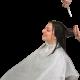 250 DISPOSABLE CAPE for hair-cutting non woven cm 120x130 gr.20 MAN.965