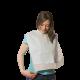 900 Lätzchen mit Tasche, aus reinem Zellulose Polyethylen