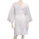 25 Luxury Disposable Kimono in Soft Viscose, One-Size with Belt 100% gr 80 Made in Italy