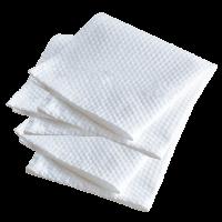 45 ASCIUGAMANI Monouso Eco-Bio in Viscosa Biodegradabile - Confezione F.S.C.