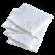 45 asciugamani monouso in morbida fibra di bamboo ecologica e biodegradabile riutilizzabile cm 40 x 100