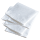 45 Eco-Friendly Disposable HAND TOWELS in Biodegradable Viscose - FSC Certified Packaging