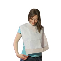 50 Disposable Bibs In...