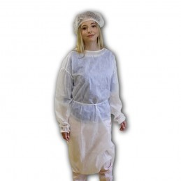 60 Disposable Gowns in 100%...